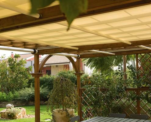 Vendita montaggio tende giardini albinea digitende reggio emilia - Tipo di cesoie da giardino ...